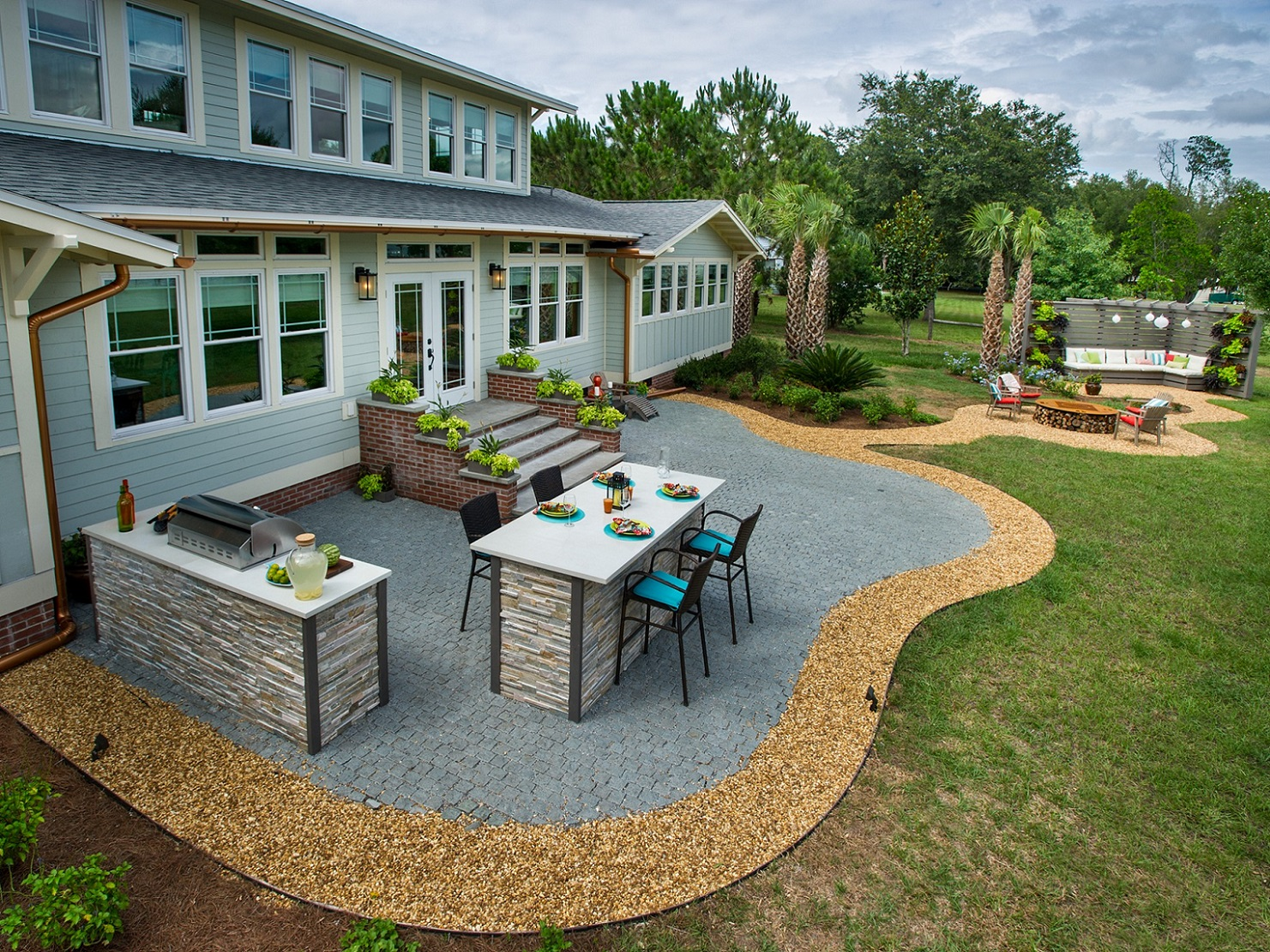 Patio Design And Its Benefits Decorifusta