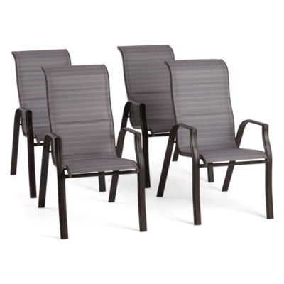 patio dining chairs stackable patio dining chair HKOQRPE