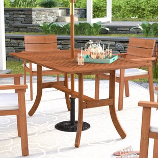 patio dining table cotten rectangular dining table NTMPXTP