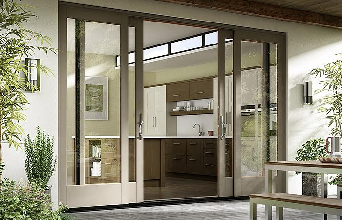 patio doors essence series wood sliding patio door LZDHQFL