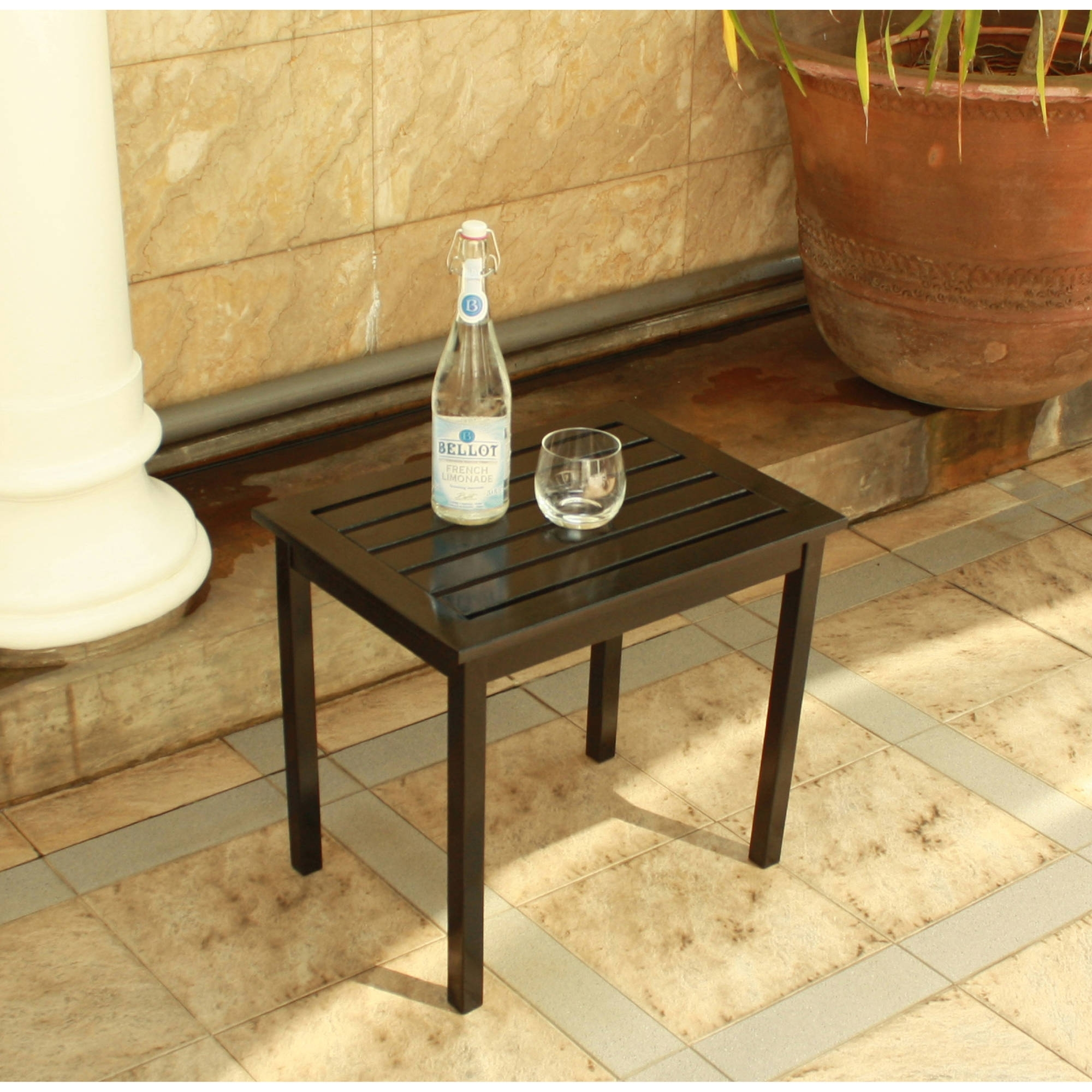 patio furniture walmart intended for small patio table ideas to fix a CEKXQZB