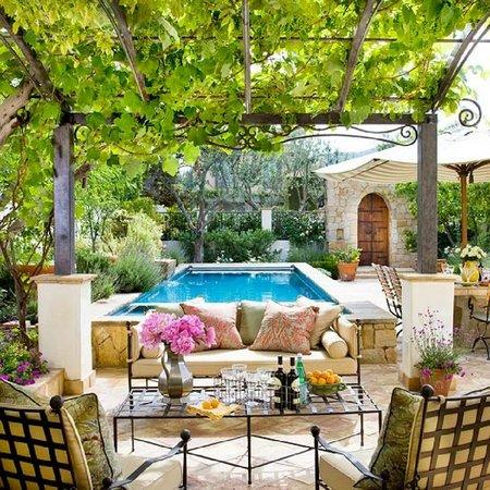 patio garden ORACZAC