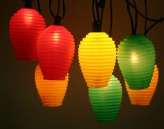 patio lanterns camper tiki blow mold lanterns #blowmold XMHPEBW