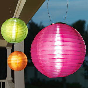 patio lanterns patio perfection: colorful solar lanterns VPUCBGY