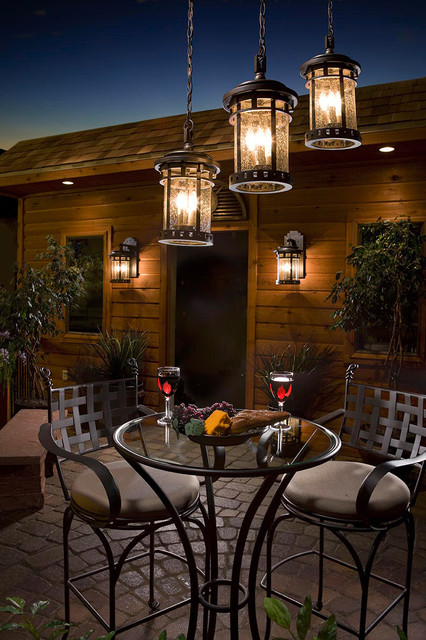 patio lanterns santa barbara outdoor lighting lanterns contemporary-patio TZEMIKA