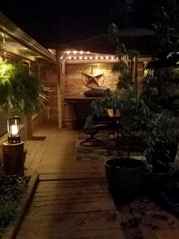 patio lighting in austin u0026 san antonio | enhanced outdoor lighting UZNIRVI