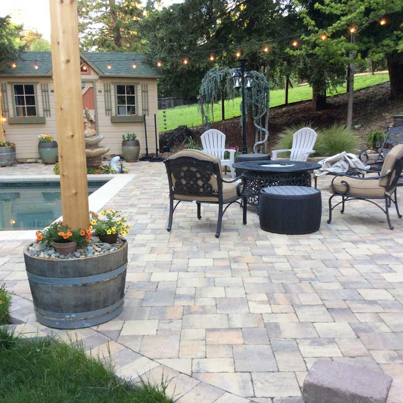 San Antonio Brick Patio Ideas: Paver Installation Livermore
