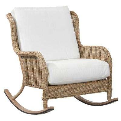 patio rocking chairs lemon ... PTSQJNW