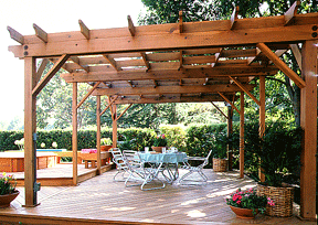 patio roof wood for patio roofs u0026 gazebos RCKJYOQ