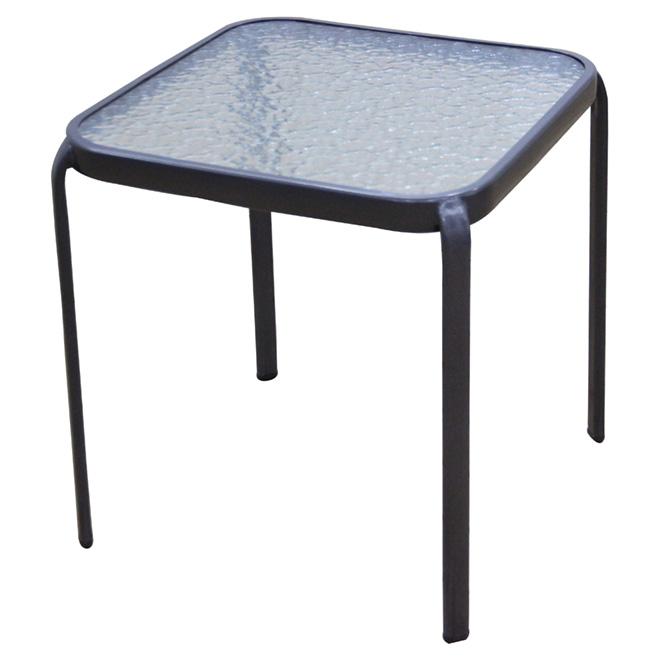 patio side table - grey - 18 JNUWGKB