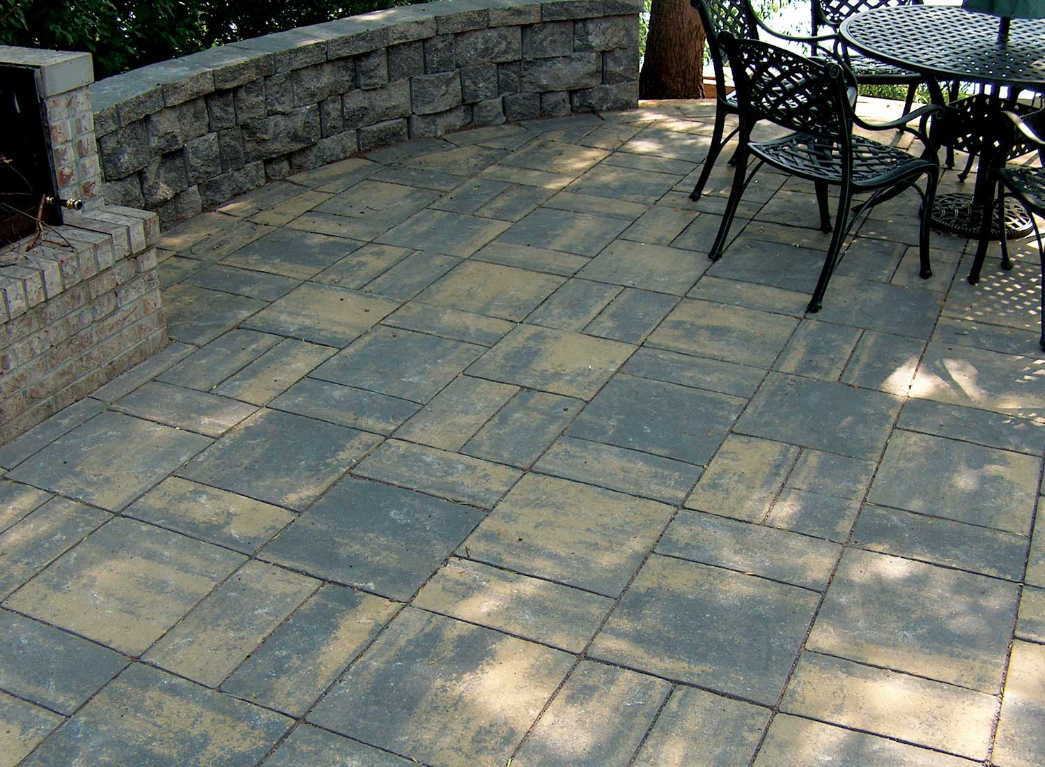 patio stones design KVNZRBO