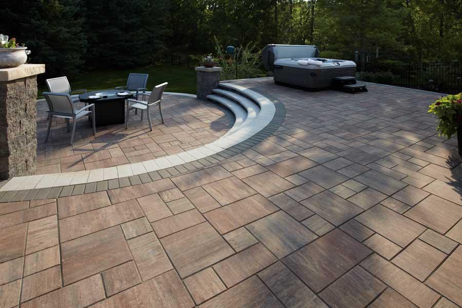 patio stones joseph peters dr residence OHFOZGT