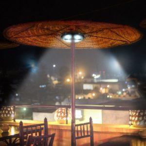 Patio Umbrella Lights Decorifusta
