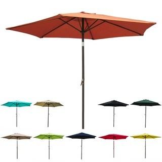 patio umbrellas international caravan patio umbrella 8-foot MALPBPO
