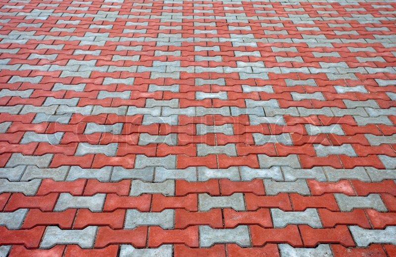 paving stone paving stones texture as background   stock photo   colourbox YFNNAZS