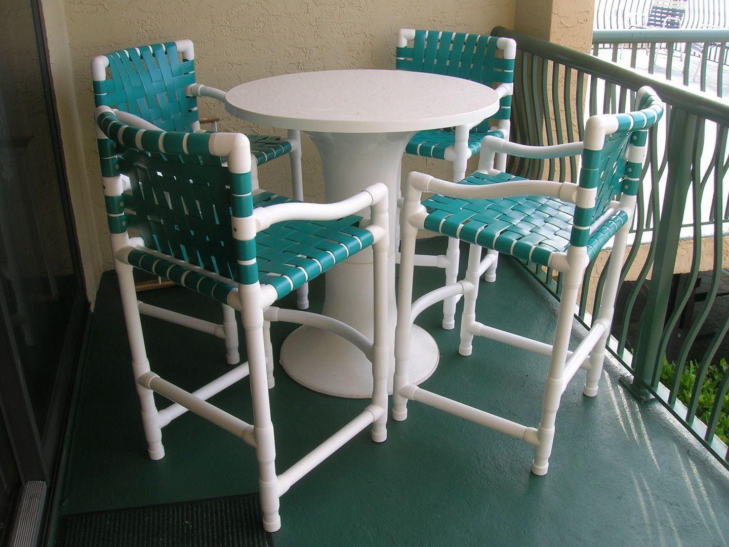 perfect pvc patio furniture DQTVJUW