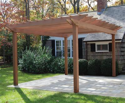 Shopping for the Right Pergola Kits