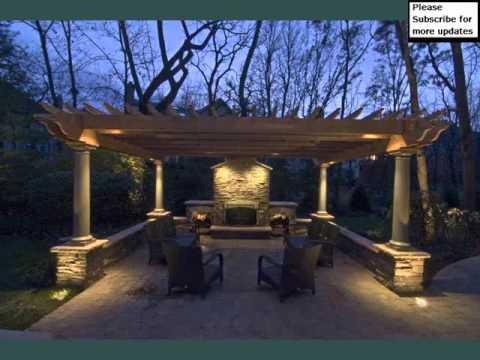 pergola with light - pic collection | pergola lighting LMXZVTO