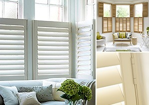 plantation shutter browse our shop. café shutters ... PWCTHNH