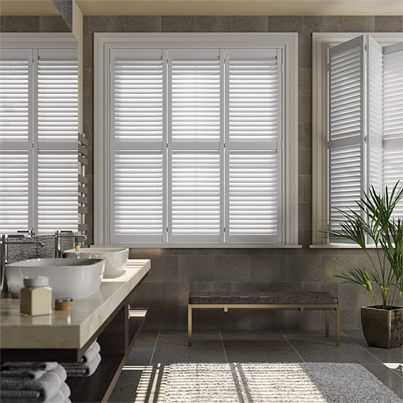 plantation shutters new forest white timber plantation shutter CBMVNIS