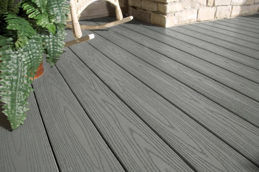 plastic decking credit: azek building products VZWFTKH