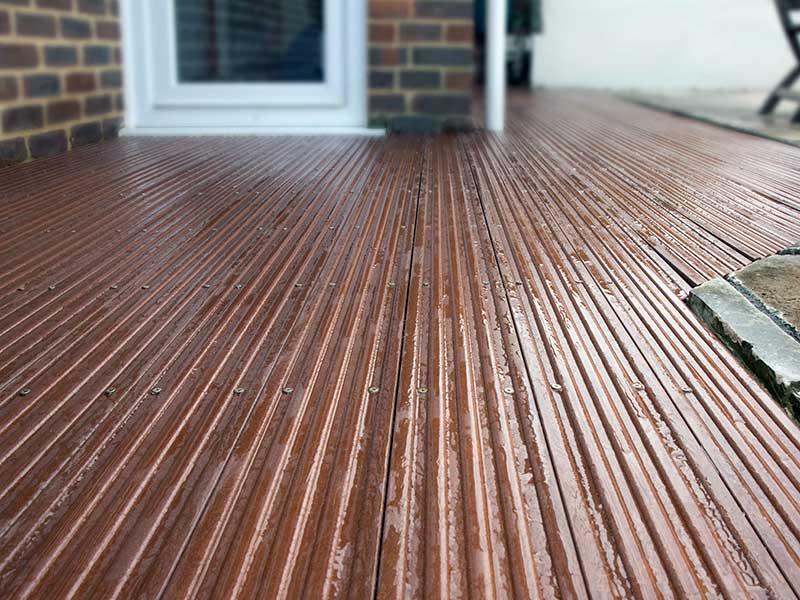 plastic decking plastic wood decking 120 x 20mm x 3m AOIOKVS