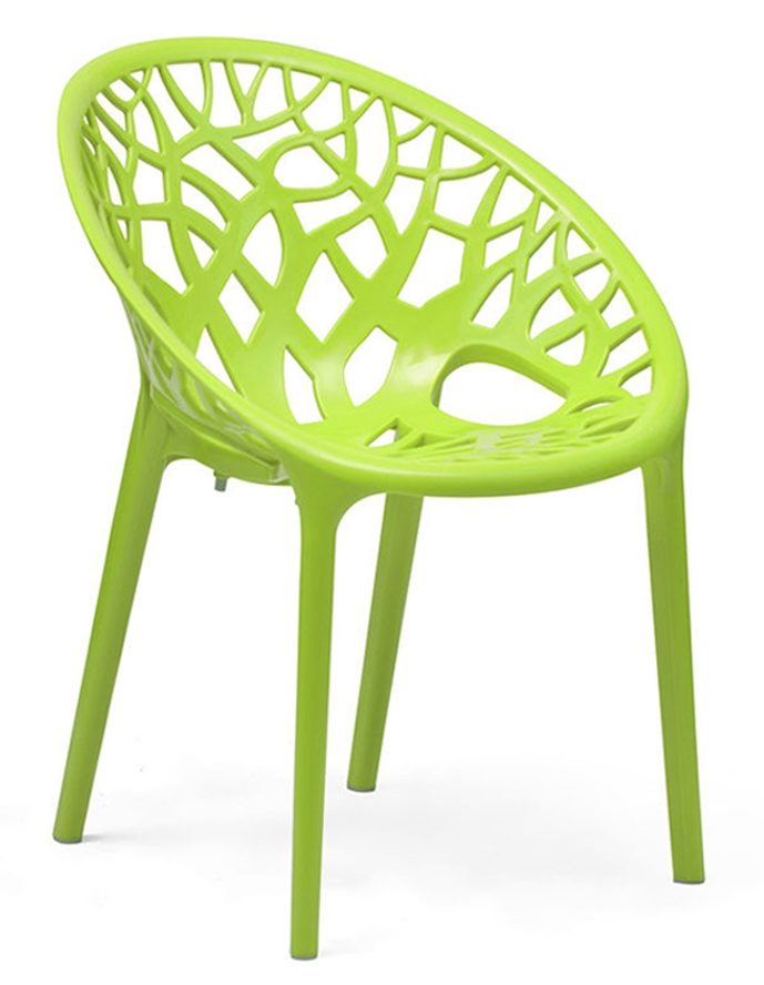 plastic furniture crystal green OYPJCIB