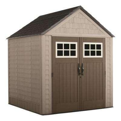plastic garden shed storage shed BDFRNXG