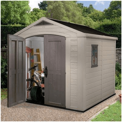 plastic sheds the keter apollo plastic shed IXPZKGG