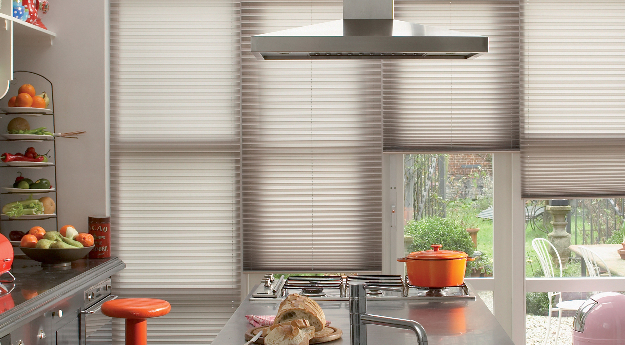 pleated blinds CIEPKSP