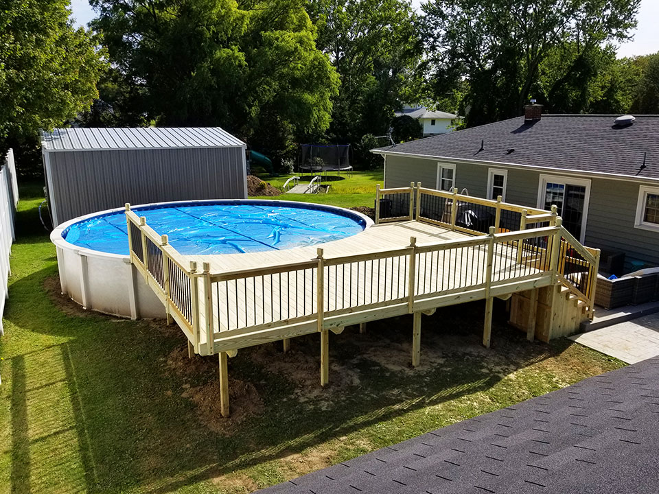 pool deck pool decks IETHPEF