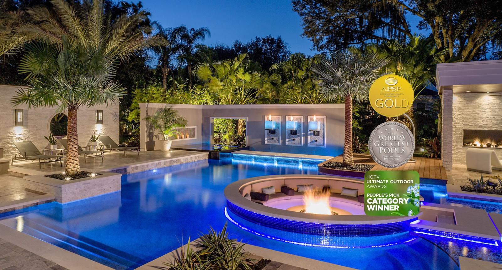 Types Of Pool Design Decorifusta