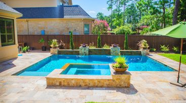 pool design select from shapes such as geometric,