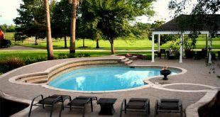 pool designs custom pool, pool design lightfoot landscapes, inc. houston, tx TTYKQYD