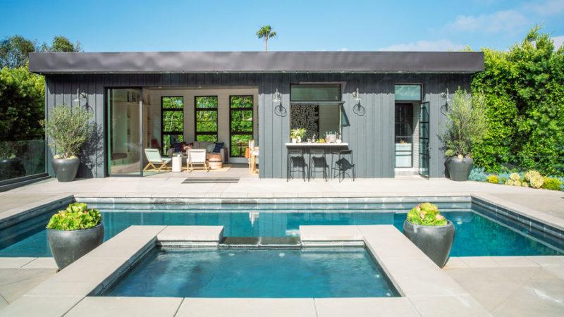pool house designs pool house rocks NUMBJYP