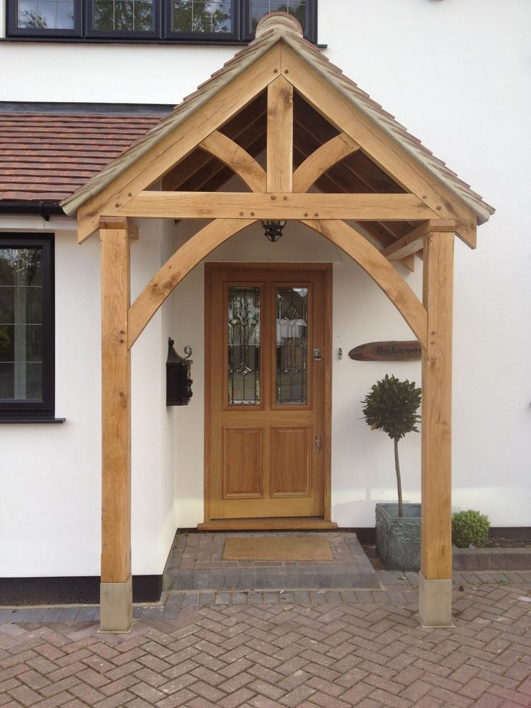 porch canopy bespoke green oak porch front door canopy handmade in shropshire grosvenor VCTYGYP