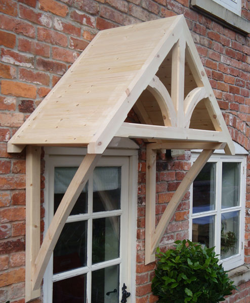 porch canopy blakemere redwood door canopy PCOTMTF