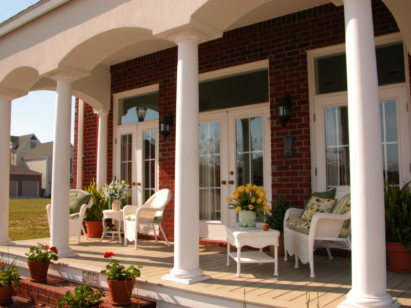 porch designs 101 front porch ideas for 2018 (pictures) GMJNQEE