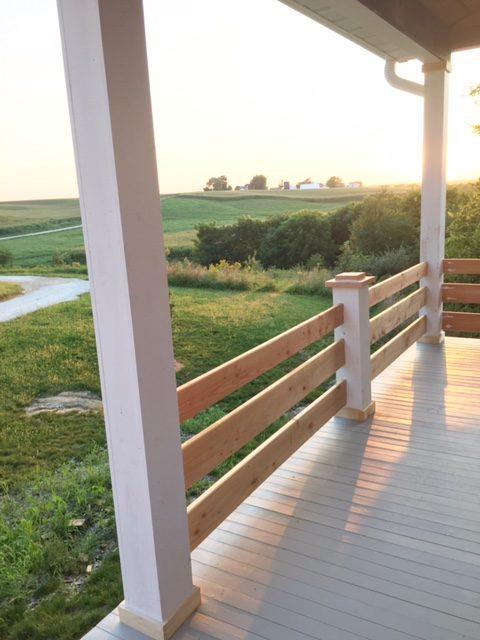 porch railing diy porch railings FHKSDSM