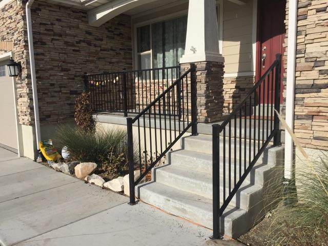 porch railing GVLIXBH