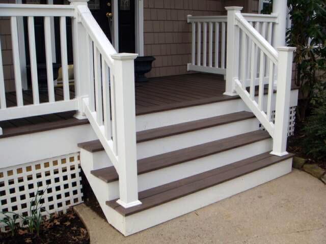 porch railing SDBBOGC