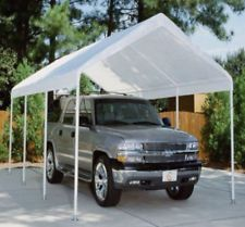 portable carport carport cover tent portable garage canopy heavy duty carports 10x20 rv boat CYJVVRA