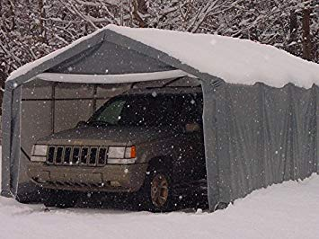 Make Portable Carports for our Home and Car Protection
