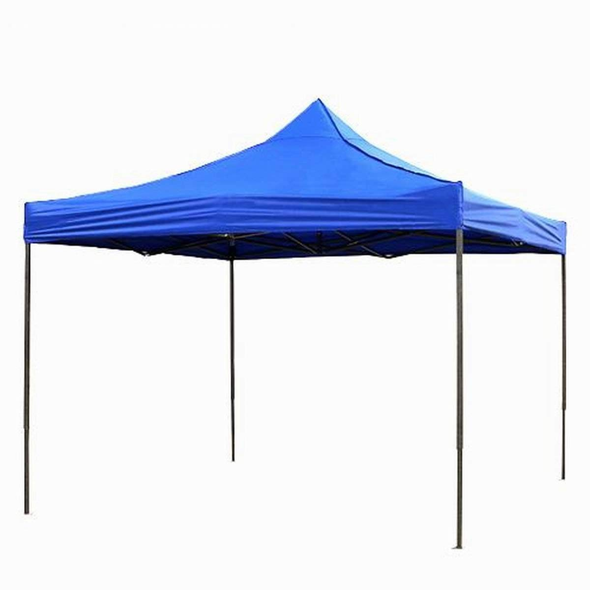 portable gazebo amazon.com : qisan folding canopy lightweight gazebos outdoor pop up  portable NYIELRR