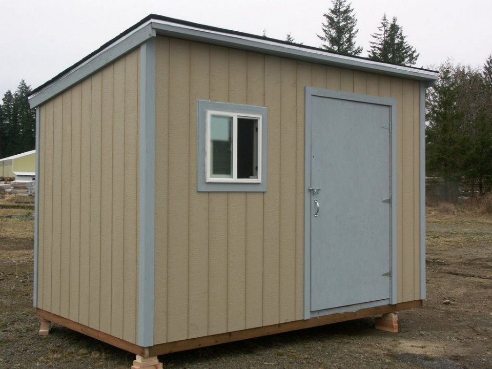 portable shed ... impervious to severe weather conditions, faster and easier than any UCKYGPP