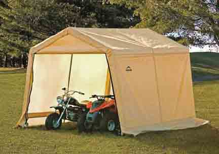 Building a Portable Shed for Storage Needs can help a lot for your Equipment