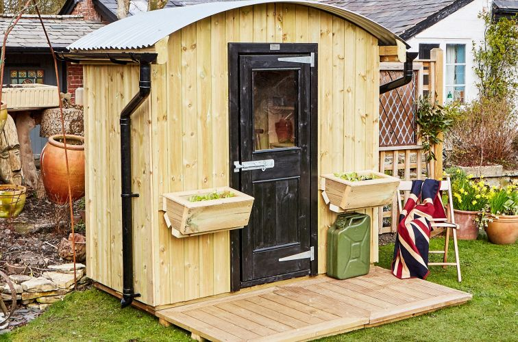 posh sheds the anderson GEKZGXX