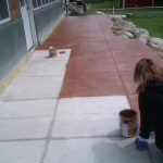 Have Cement Patios which are Long Lasting