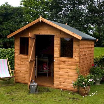 pre built sheds EBTFMEG