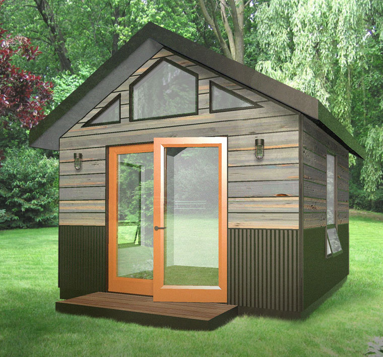 pre built sheds portland series QQLWOWK
